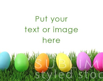 Easter Background / Styled Stock Photography / Spring Background / Spring Digital / Easter styled / Easter Eggs / JPEG / StockStyle-656
