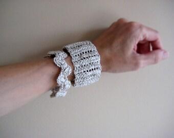 Crochet Bracelets, Woman Jewelry, Summer Fashion Accessories, Wight Bracelets, Girl Bracelets, Teen Bracelets, Eco Bracelet Boho