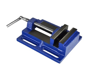 """Jewelers Adjustable 4"""" Vise Clamping Holding Tool - HOLD-0017"""