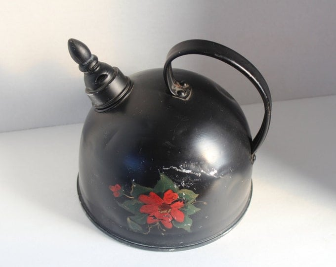 Tea Kettle, Tea Pot, Aluminum