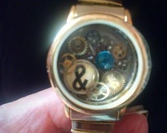 Special Steampunk Bracelet