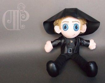 Jace Wayland The Mortal Instruments Doll Plushie Toy Jamie Campbell Bower