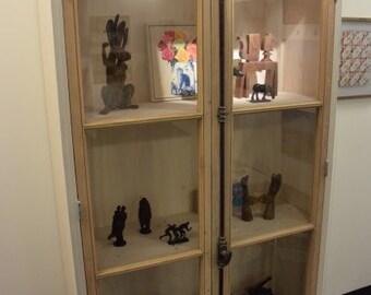 display cabinet, cabinet, vitrine,