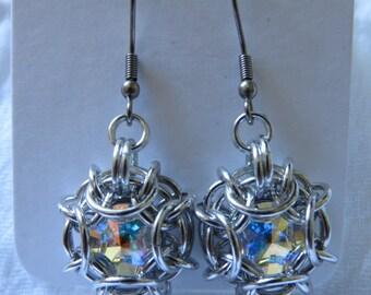 Phaedra birthstone earrings