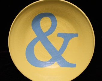 Ampersand Jewelry Dish