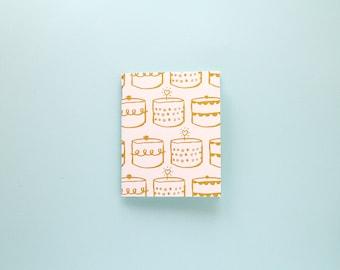Notebook: Piece of Cake