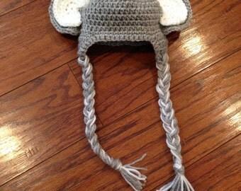 Crochet Mouse Hat