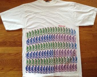 Grateful Dead Vintage 1992 Dancing Skeletons Shirt