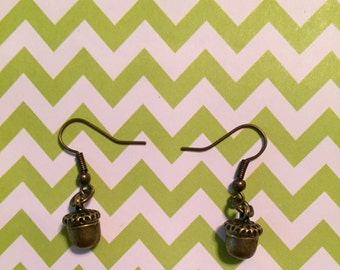 Acron Earrings