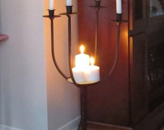 Fireplace Candelabra Etsy