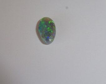 Solid Crystal Opal from Lightning Ridge, Australia BF143