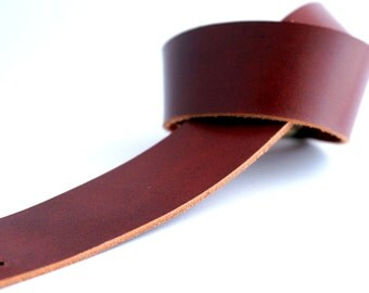 4 cm/ 1.57 inches Maroon Brown Leather Straps / Leather Handles, leather purse straps, bag straps, craft supplies, anses cuir
