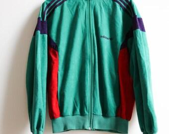 Vintage Adidas Chellenger jacket size M
