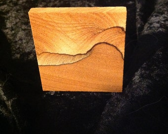 Scenic Picture Sandstone, Plaque,Natural Rock Formation,Arizona Rock,Unique Gift,Banding Layers,Picturesque, Gift for Men, GIft for Women