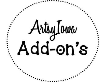 ArtsyIowa Add-ons