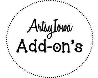ArtsyIowa Add-ons