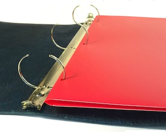 """Binder Ring Size Upgrade for ALL 10""""x 11.5"""" Binders (binder purchased seperately)"""