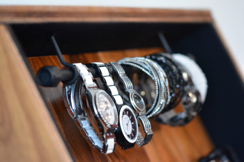 organisateur de bijoux rangement bijoux cadeau pour elle. Black Bedroom Furniture Sets. Home Design Ideas