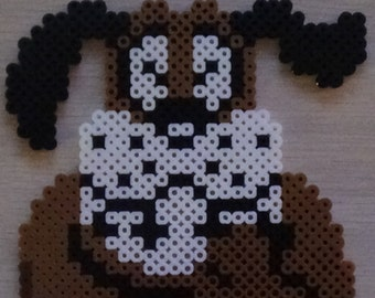 Duck Hunt Dog Perler