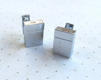 USB Flash Drive 16 gb Cufflinks Cuff Links in Silver
