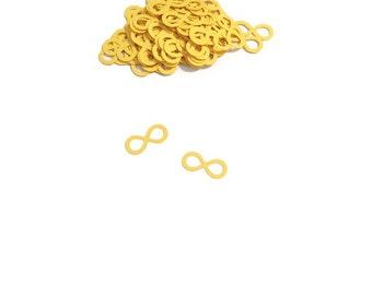 Infinity Confetti | Ring Confetti | Wedding Decor | Engagement Party Decor | Proposal Confetti | Bachelorette Party Decor | Anniversary