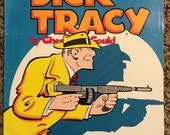 The Original DICK TRACY Comic Dick Tracy Fights The Mumbles Quartette 1990 FREE Shipping