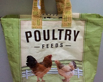 Poultry Feed Tote