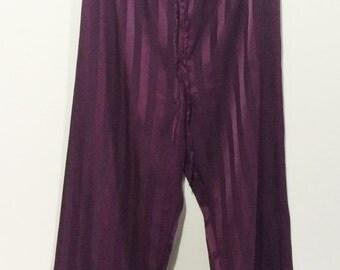 Merlot Stin Soft Pants//size S