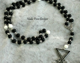 Seal of Lucifer Rosary