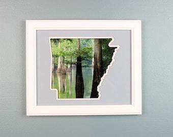 Arkansas Photo Map