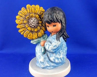 Summer Harvest DeGrazia Figurine