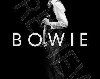 Tshirt - David Bowie: Isolar Photograph (1976)