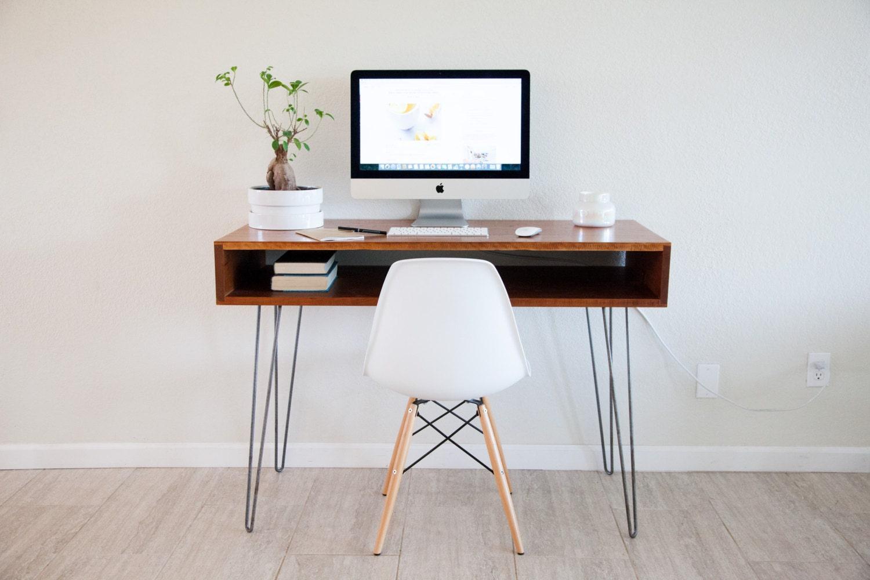 haarnadel schreibtisch. Black Bedroom Furniture Sets. Home Design Ideas
