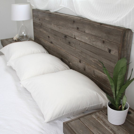 Historic hollywood bowl reclaimed wood headboard by hbartisan for Buy reclaimed wood los angeles