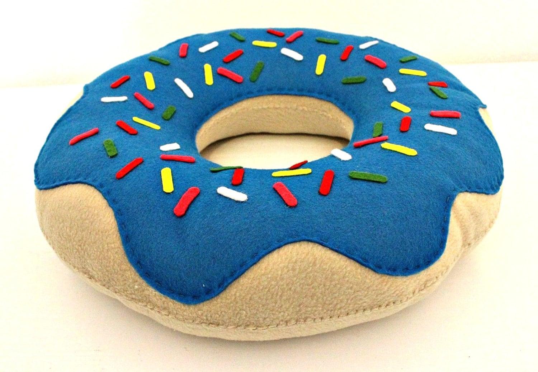 Donut Pillow Cute Doughnut Pillow Cushion Pillow Gift