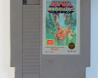 Ikari Warriors for Nes
