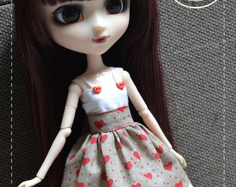 Pullip - heart dress