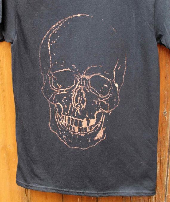 90's T-Shirt Grunge T-Shirt Skull - Indie Rock, Alternative Band T Shirt