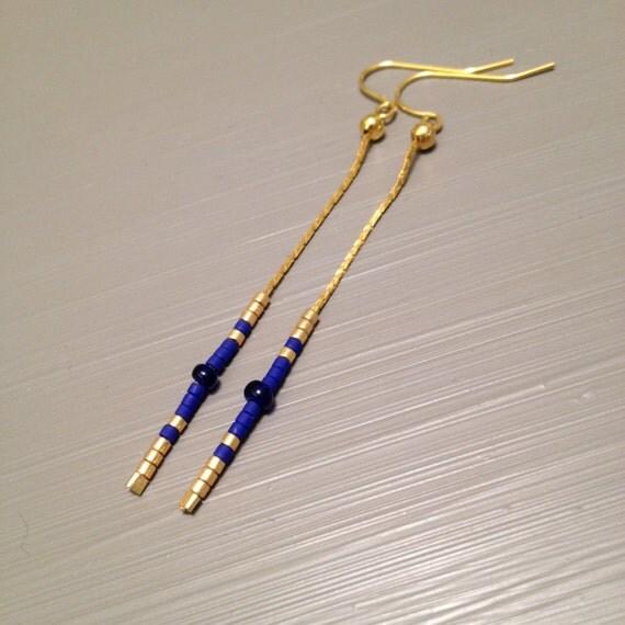 long gold earrings drop dangle earrings simple drop earrings