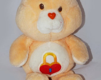 Original 1983 Care Bear Secret Bear - 443