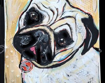 Sebastion the doggie