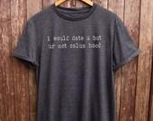 Calum Hood shirt - fangirl shirts, calum hood t shirt, 5sos shirt, gifts for her, calum hood tshirt, 5 seconds of summer shirts, 5sos fan