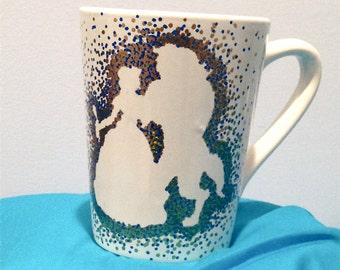 Beauty and the Beast Disney-Inspired Mug