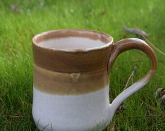 Pottery Mug 8 oz.