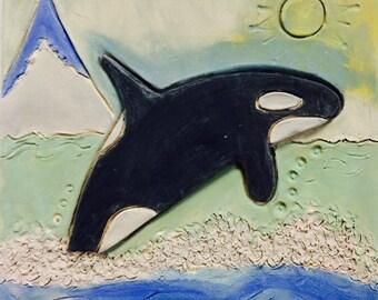 Orca Tile