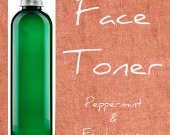 Toner, Face Toner, Organic Toner, Natural Toner, Astringent, Natural Astringent
