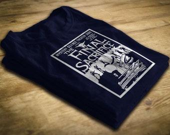 Final Sacrifice MST3K Poster T-Shirt