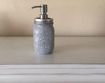 Silver Lotion Pump Etsy