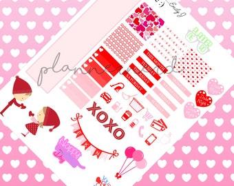 Day Designer Valentine's Day Printable