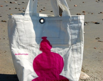 Small Buddha Recycled Sail Bag